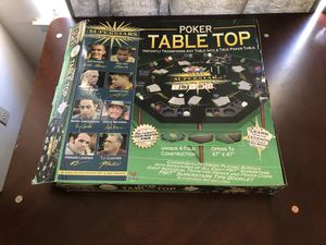 Poker Table Top for Sale in Richmond, KY