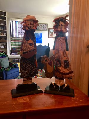 Standing Raggedy Andy & Anne Dolls for Sale in Boonsboro, MD