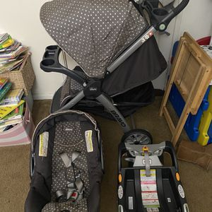 Car Seat And Stroller for Sale in Long Beach, CA