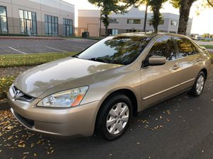 2004 Honda Accord LX *Clean Title* for Sale in Wood Village, OR