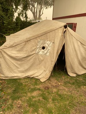 Wall tent for Sale in Pasco, WA