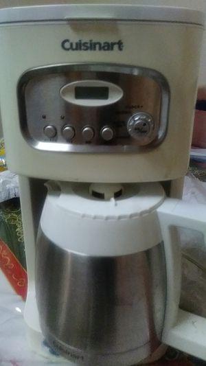 Electric Cuisinart coffee maker for Sale in San Bernardino, CA