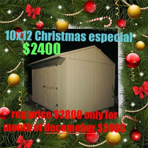 shed 10x12 for Sale in San Antonio, TX
