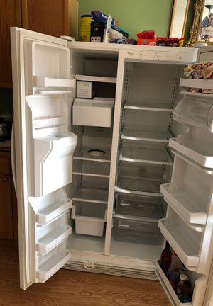 Whirlpool refrigerator for Sale in Gresham, OR