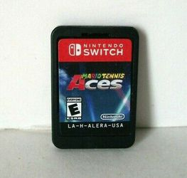 Mario Tennis Aces Nintendo Switch Game for Sale in San Diego,  CA