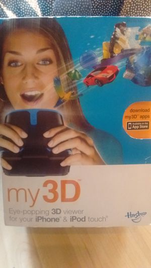 Hasbro my 3D viewer for Sale in Sanger, CA
