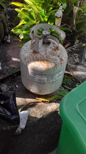 Tanque de gas. for Sale in Miami, FL