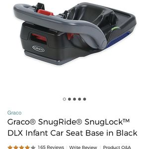 Graco Click Connect Car Seat Bases Like New $40 Each for Sale in Orlando, FL