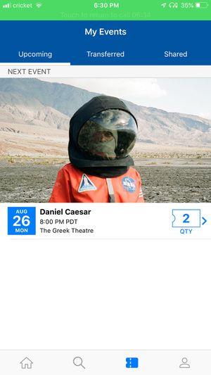 Daniel Caesar for Sale in El Monte, CA