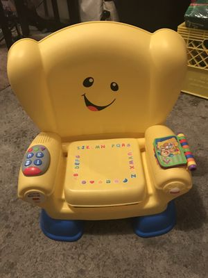 Fish Price Laugh & Learn Smart Stages Chair for Sale in Marysville, WA