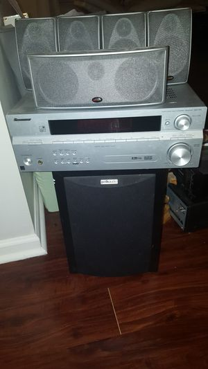 Pioneer surrounded system with 5 cd changers org $650 for Sale in Lake Park, NC