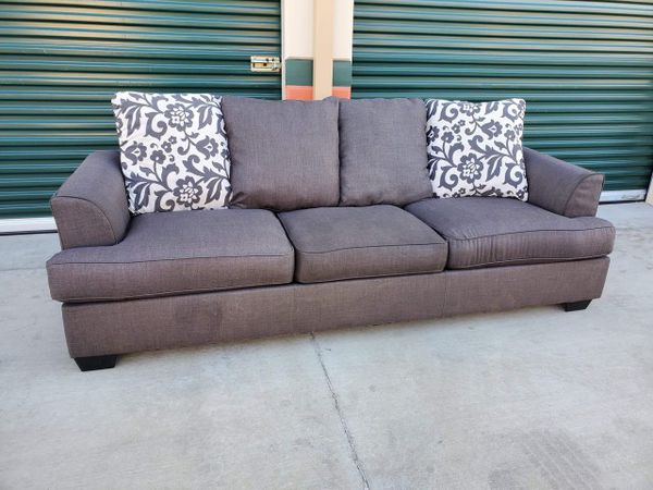 Grey Single Couch *Delivery Available*