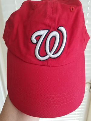 Collectible Washington Nationals Baseball Cap/Opening Day 2007 for Sale in MONTGOMRY VLG, MD