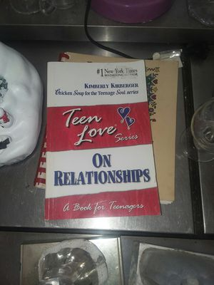 Chicken soup for the teenage soul 's Love series On Relationships for Sale in Swainsboro, GA