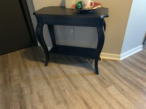 End table, front entry table for Sale in Denver, CO