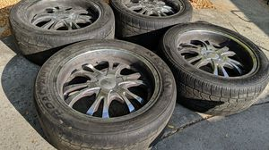 "4 Ford Expedition Universal 22"" Alloy Wheels for Sale in Moreno Valley, CA"