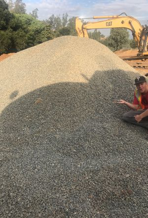 Clean rock delivered for Sale in Riverside, CA