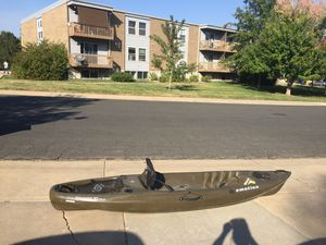Emotion Stealth 10 Angler Fishing Kayak for Sale in Louisville, CO