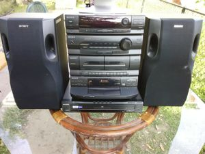 Sony home theater system for Sale in Washington, DC