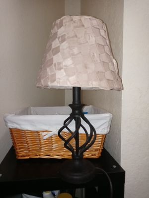 Set of 2 matching lamps $25 for Sale in Philadelphia, PA