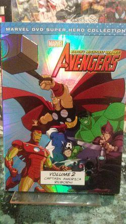 Avengers volume 2 captain America reborn DVD BRAND NEW for Sale in Yakima,  WA
