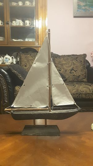 Miniature Sailboat for Sale in Lawrence, MA