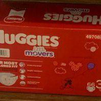 Huggies Box / Caja $17 for Sale in Reedley, CA