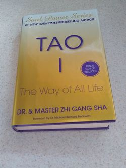 Tao I Book for Sale in Feasterville-Trevose,  PA