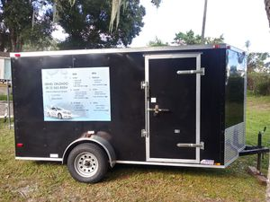 Enclosed trailer 6x12 for Sale in Tampa, FL