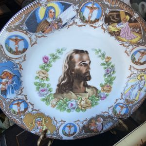 Religious Plate for Sale in Wildomar, CA