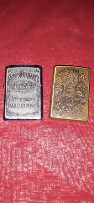 zippo lighters. (2) for Sale in Phoenix, AZ