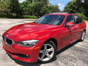 """2014 BMW 3 Series 320i 4dr Sedan 100% CREDIT APPROVAL! - $18998 (+ Consumer Auto Credit)ZACK@(727)565/65""""62 for Sale in Tampa, FL"""