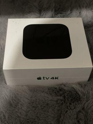 Apple tv 4k 32gb for Sale in Gardena, CA