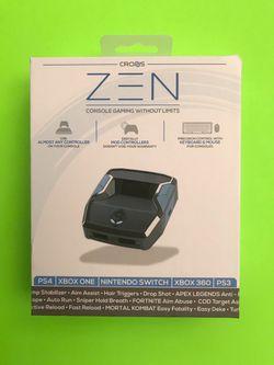 NEW Cronus Zen Gaming Adapter, In Hand for Sale in Charlottesville,  VA