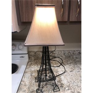 Eiffel Tower lamp for Sale in Chico, CA