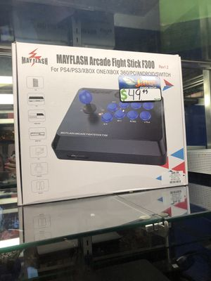 Mayflash Arcade Fight Stick F300 for Sale in Farmington, CT