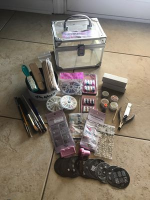 Nail kit bundle for Sale in Inglewood, CA