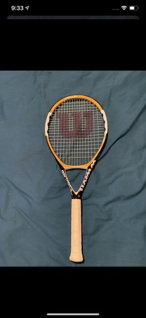 Wilson tennis racket oversized for Sale in Sacramento, CA