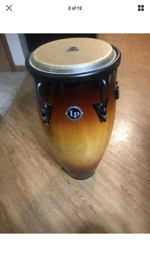 Latin Percussion Aspire Conga- Vintage Sunburst for Sale in Decatur, IN