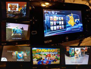 Wii U + 500 Games for Sale in Sacramento, CA