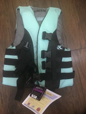 OBX Life Jacket! for Sale in York, PA