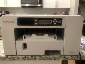 Sawgrass SG400 Sublimation Printer for Sale in Atlanta, GA