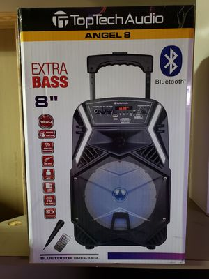 Bluetooth Speaker for Sale in Sterling Heights, MI