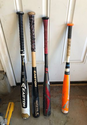 Baseball bats for Sale in Ronkonkoma, NY