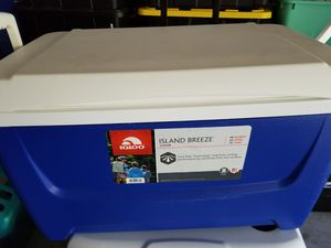Cooler - moving sale for Sale in Raleigh, NC