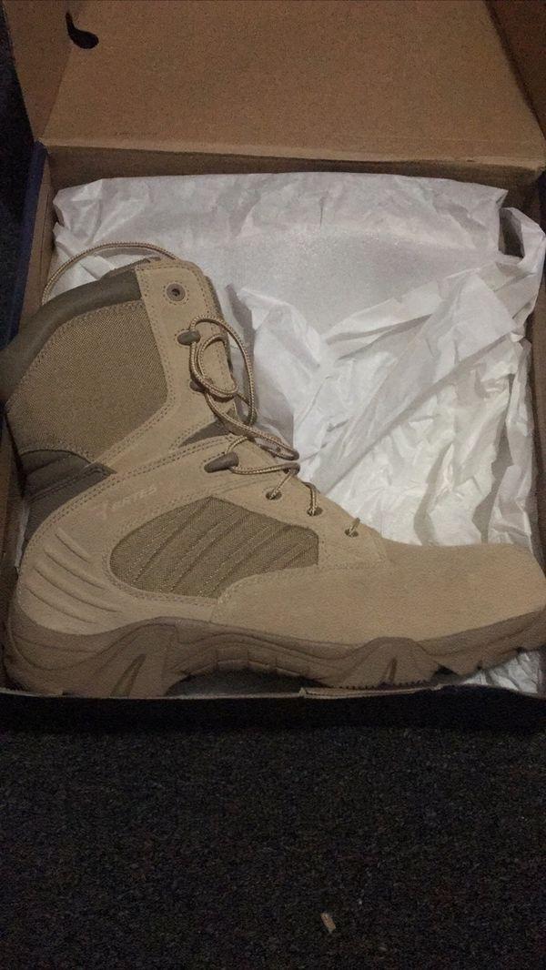 Bates Enforcer Desert Boots (Unused)