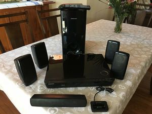 Samsung Surround Sound - Blu Ray - Subwoofer for Sale in Silver Spring, MD