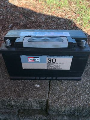 New Dodger Charger Battery for Sale in Verona, PA