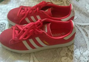 Women's Red Adidas Campus Shoes for Sale in Carnegie, PA