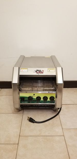 Commercial toaster for Sale in Revere, MA